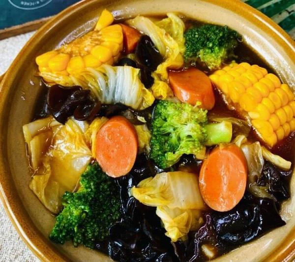 春季减肥食谱—蔬食煲,超鲜美好吃又不胖!千万不要错过