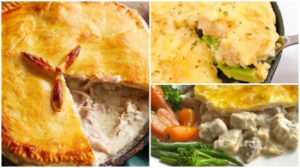 3道澎湃美味低脂餐:鸡胸肉起司焗烤豆腐、西班牙海鲜饭、花椰菜北非蛋 食谱来了!